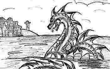 The Monster of Lough Ree