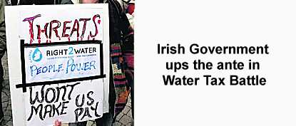 Water Tax Poster
