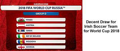 World Cup Draw 2018