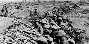 Irish in World War One