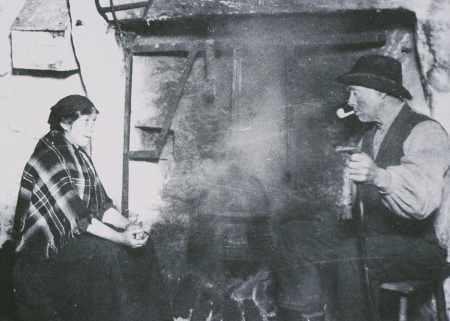 Old Irish Kitchen