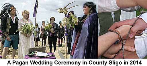 A Pagan Wedding Ceremony
