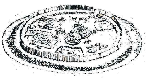 Ringfort or Rath