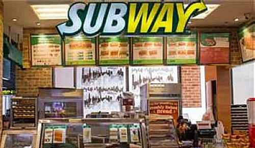 Subway Ireland