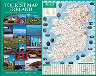 Click Here to buy the Tourist Map of Ireland