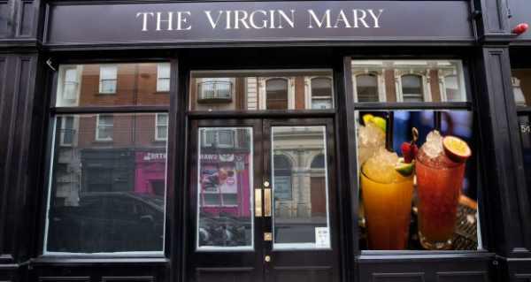 Virgin Mary Pub Dublin