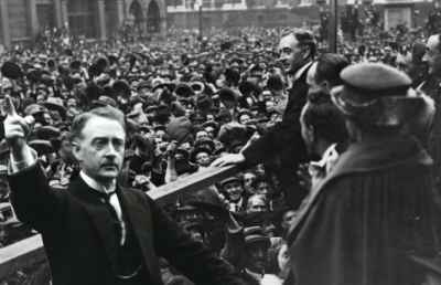 W.T. COSGRAVE, and at College Green