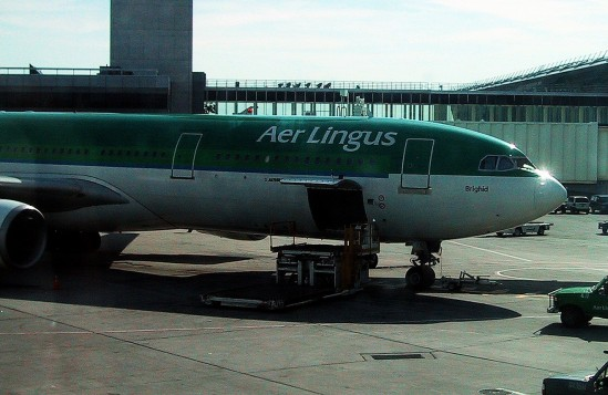 Aer Lingus - Public Domain Photograph, Free Stock Photo Image, Free Picture