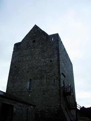 Athenry Castle - Public Domain Photograph