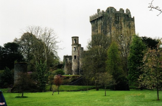 Blarney Castle in Cork - Public Domain Photograph, Free Stock Photo Image, Free Picture