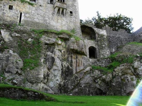 Blarney Castle scene - Public Domain Photograph, Free Stock Photo Image, Free Picture
