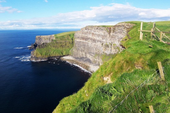 Cliffs of Moher Clare - Public Domain Photograph