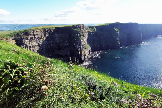 Cliffs of Moher landscape - Public Domain Photograph, Free Stock Photo Image, Free Picture