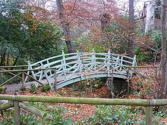 Curved bridge - Public Domain Photograph, Free Stock Photo Image, Free Picture
