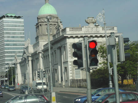 Custom House Dublin - Public Domain Photograph, Free Stock Photo Image, Free Picture