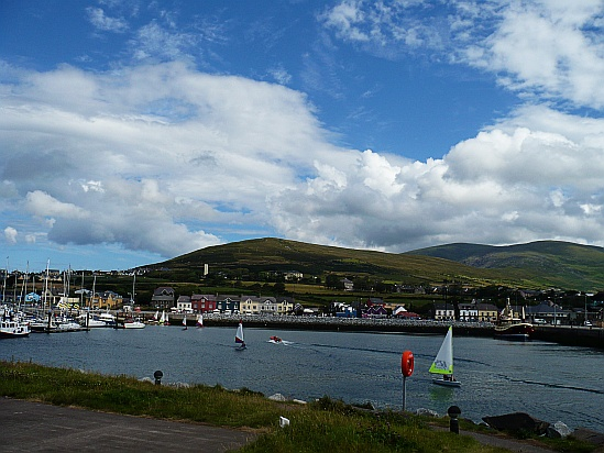 Dingle Harbour - Public Domain Photograph, Free Stock Photo Image, Free Picture