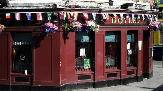 Doyles Irish Pub - Public Domain Photograph, Free Stock Photo Image, Free Picture