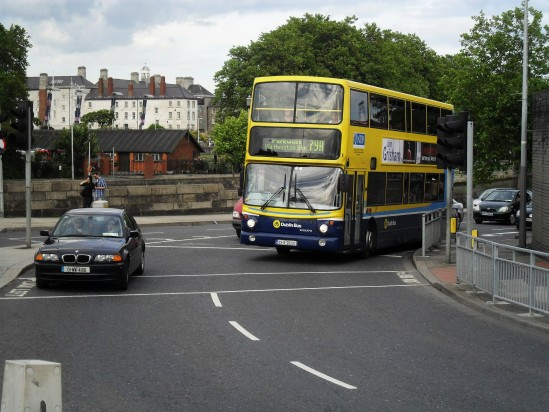 Dublin Bus - Public Domain Photograph, Free Stock Photo Image, Free Picture