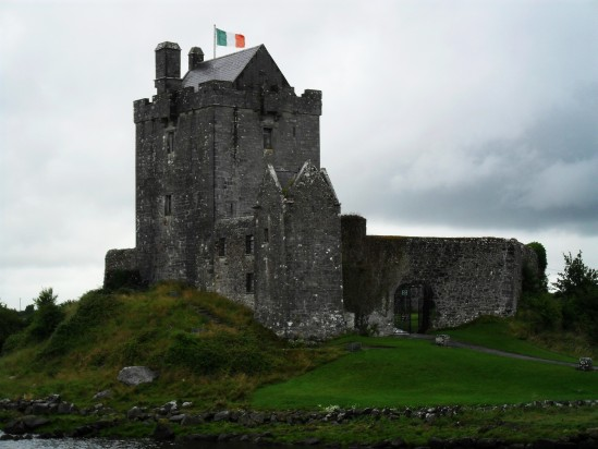 Dunguaire Castle - Public Domain Photograph, Free Stock Photo Image, Free Picture