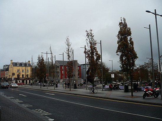 Eyre Square Galway - Public Domain Photograph, Free Stock Photo Image, Free Picture