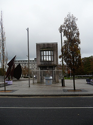 Eyre Square Sculpture - Public Domain Photograph, Free Stock Photo Image, Free Picture