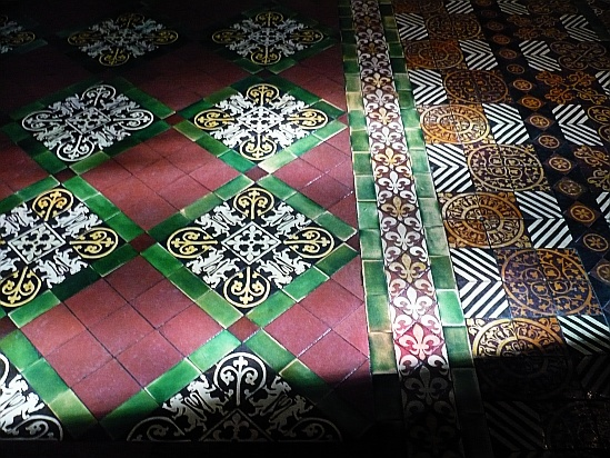 Floor Tiles Pattern - Public Domain Photograph, Free Stock Photo Image, Free Picture