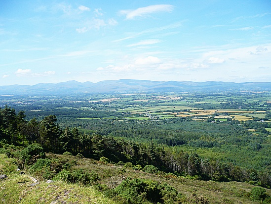 Golden Vale Tipperary - Public Domain Photograph