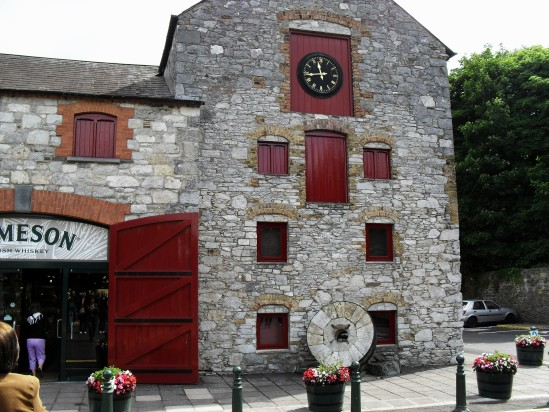Jameson distillery - Public Domain Photograph, Free Stock Photo Image, Free Picture