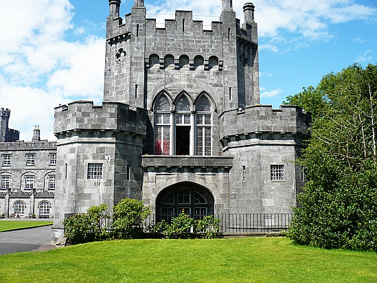 Kilkenny Castle arch - Public Domain Photograph, Free Stock Photo Image, Free Picture
