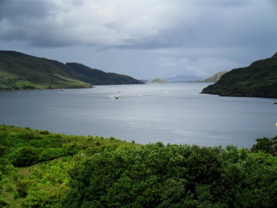 Killary Harbour - Public Domain Photograph