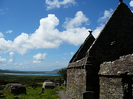 Kilmalkedar church - Public Domain Photograph, Free Stock Photo Image, Free Picture