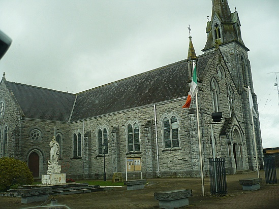 Kinnegad Church - Public Domain Photograph, Free Stock Photo Image, Free Picture