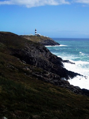 Lighthouse at Kinsale - Public Domain Photograph, Free Stock Photo Image, Free Picture