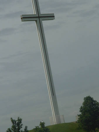 Papal Cross Phoenix Park - Public Domain Photograph