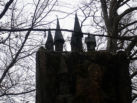 Pixie castle - Public Domain Photograph, Free Stock Photo Image, Free Picture