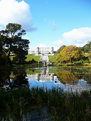 Powerscourt house - Public Domain Photograph, Free Stock Photo Image, Free Picture