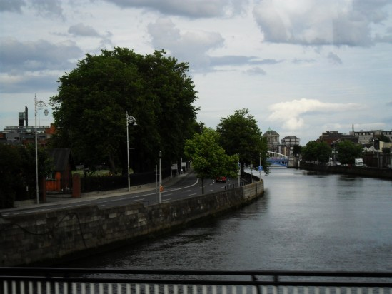 River Liffey Dublin - Public Domain Photograph