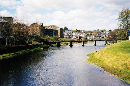 River Slaney Enniscorthy - Public Domain Photograph, Free Stock Photo Image, Free Picture