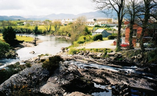 Sneem in Kerry - Public Domain Photograph, Free Stock Photo Image, Free Picture