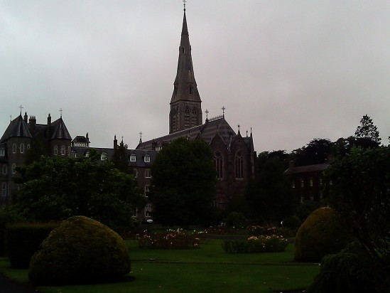 St Patricks College NUI Maynooth - Public Domain Photograph