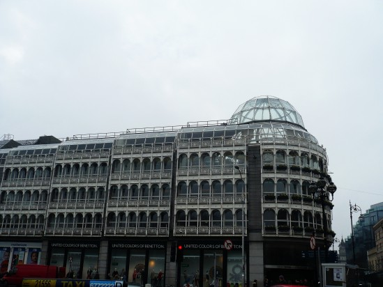 Stephens Green Shopping Centre - Public Domain Photograph, Free Stock Photo Image, Free Picture
