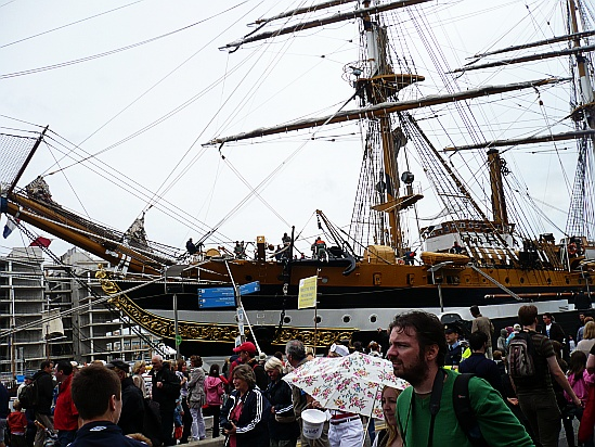 Tall Ships Festival Dublin - Public Domain Photograph, Free Stock Photo Image, Free Picture
