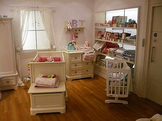 Baby room - Public Domain Photograph