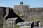 cahir-castle-with-eagle