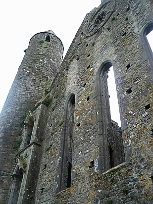 Castle windows - Public Domain Photograph