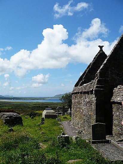 Church ruins country setting - Public Domain Photograph, Free Stock Photo Image, Free Picture