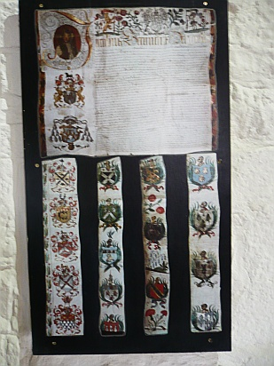 Coat of arms scroll - Public Domain Photograph, Free Stock Photo Image, Free Picture