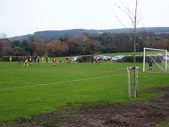 Football match - Public Domain Photograph