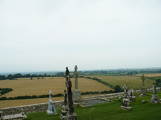Graveyard rock of cashel - Public Domain Photograph