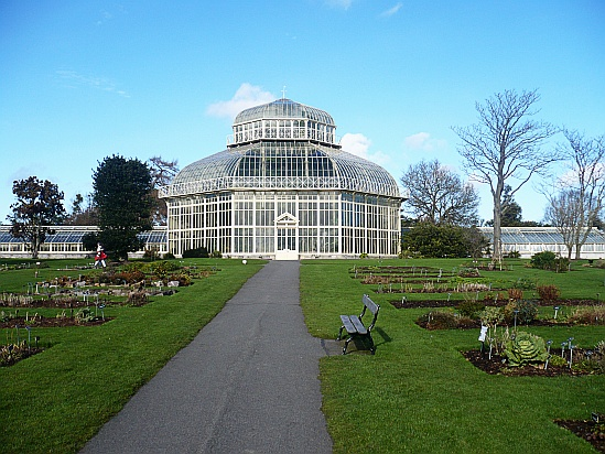 Greenhouse botanic gardens - Public Domain Photograph, Free Stock Photo Image, Free Picture